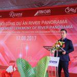 Lễ khởi công dự án River Panorama – hạng mục móng và tầng hầm