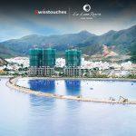 Cập nhật tiến độ dự án Swisstouches La Luna Resort Nha Trang